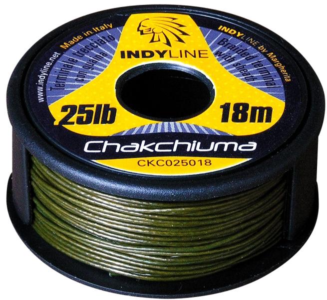 Rybářská šňůra Indy Line Chakchiuma 25lbs/18m