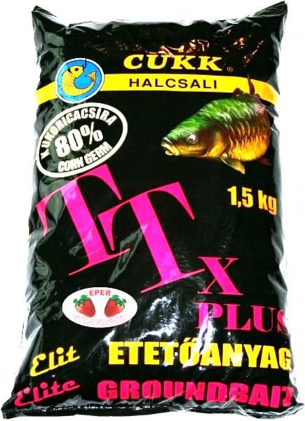CUKK TTX s kukuřičnou směsí (80%) / 1,5kg česnek