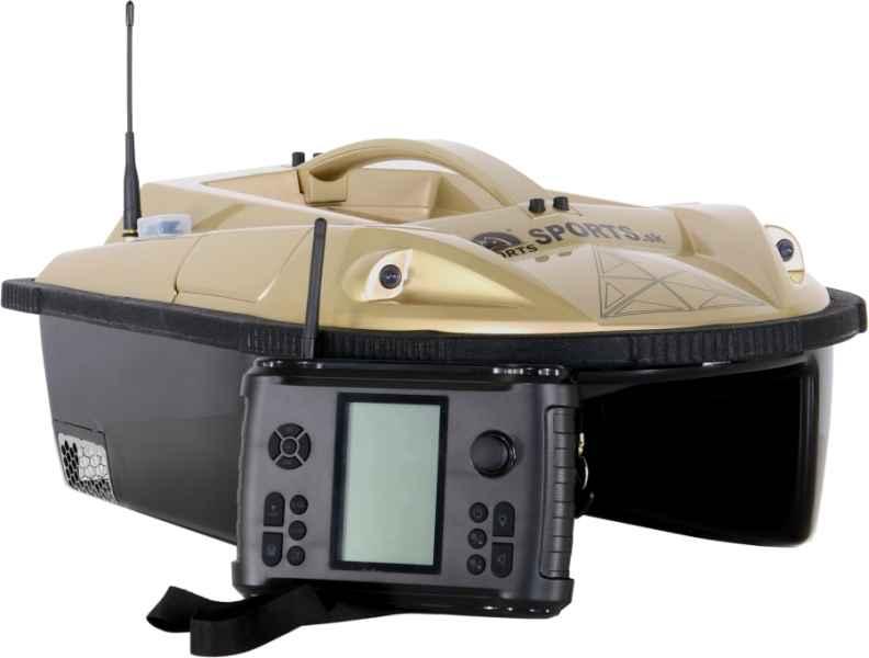 Zavážecí loďka PRISMA 5 + sonar + GPS Prisma