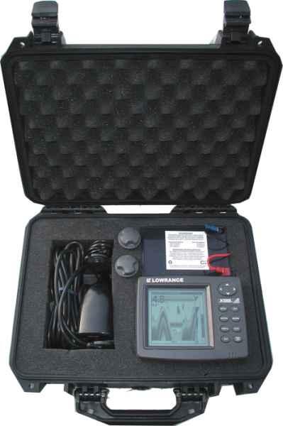 Kufřík na sonar - Profi BOX ochranný obal
