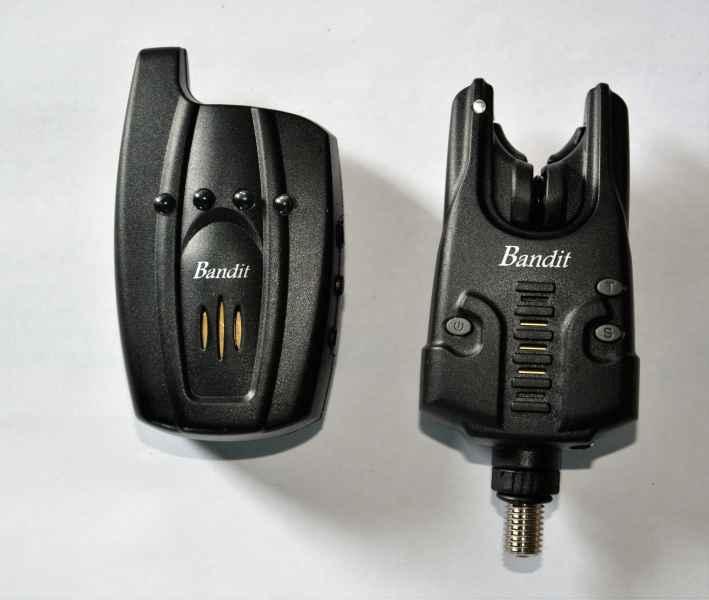 Set signalizátorů a příjimače BANDIT 2+1