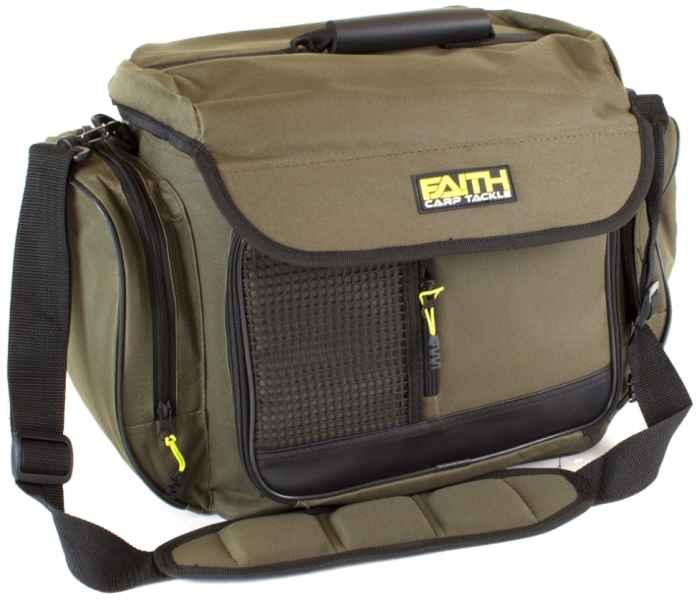 Faith přepravní taška s ramenním popruhem 32x30x22