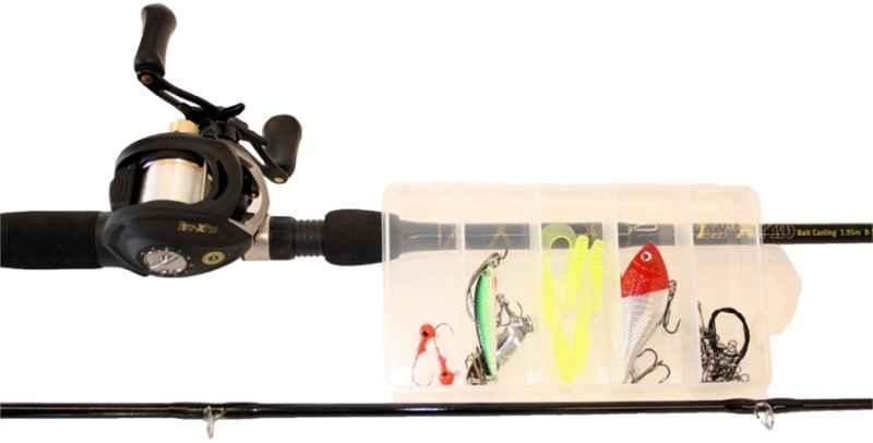 Přívlačový set multiplikátor SPORTS FISH - XPRO 1,95m