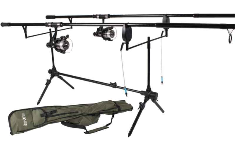 Kaprový set SPORTS FISH - XPRO 3-díl / 3,66m / 2,75lbs