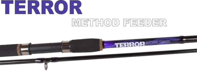 Method feeder pruty JVS Terror 2-díl 3,30m / 20-60g