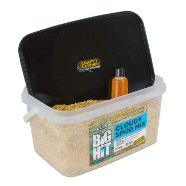 Cloudy Spod Mix, (Dry) 2.5 kg