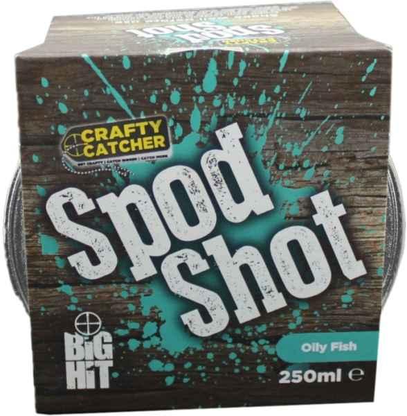 Crafty Hot Chilli Spod Shot 250ml
