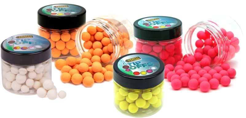 Boilies pop up Crafty Catcher Tip Offs 20g Super Sweat Bubblegum