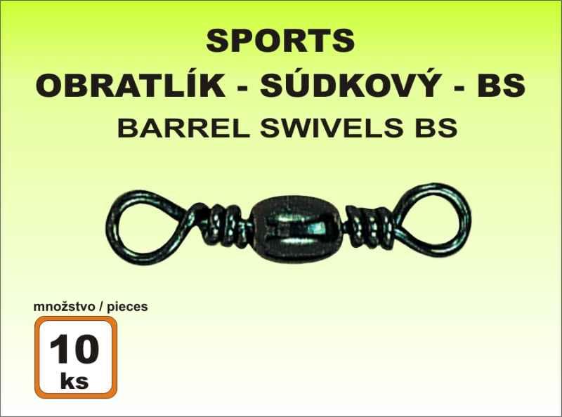 Obratlík Sport BS soudek (bal.10ks) vel.10/13kg