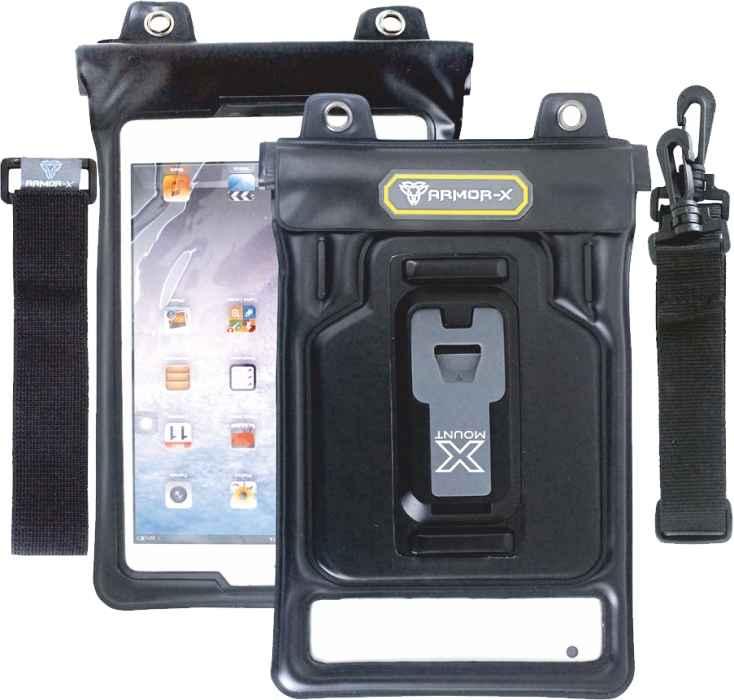 Vodotěsné univerzální pouzdro na tablet - AquaGear