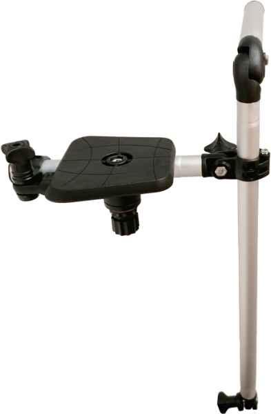 Nastavitelný držák sondy a obrazovky sonaru