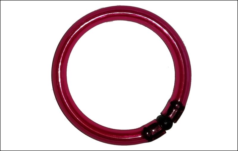 Signál.krouž.na chem.světlo - SPORTS velký červ.
