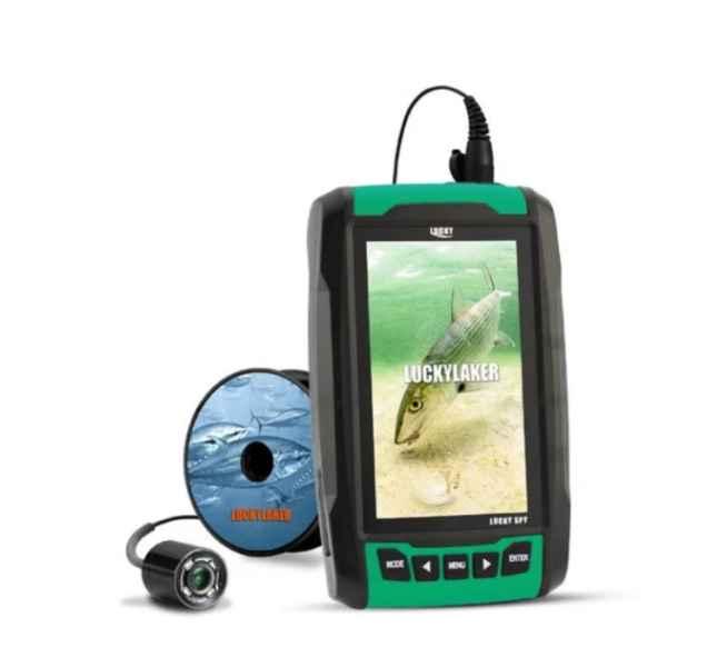 """Podvodní kamera s nahráváním FL180PR LCD dispej 4,3 """""""