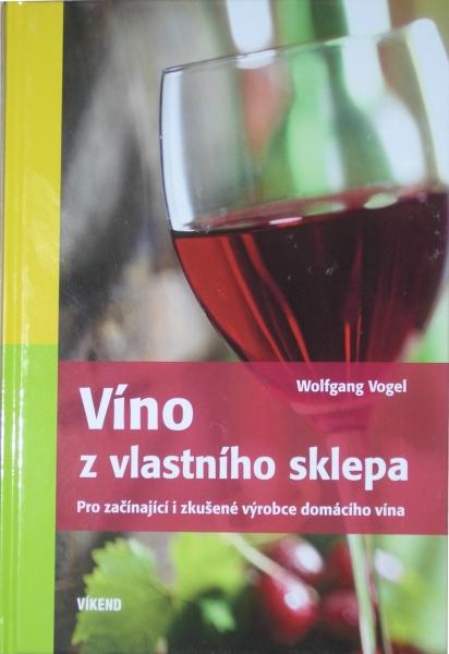 Víno z vlastního sklepa, knižka