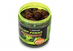 Carp Food Boosted Hookers - dipované boilies 18 mm 300g