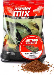 Method Feeder Ready Soft Pellet 2mm / 1kg, měkké pelety