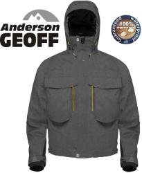 c591f83b2680 Bunda Geoff Anderson - Brodící WS 5 šedá