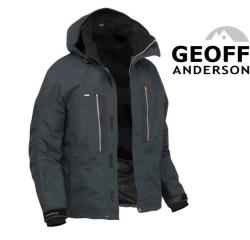 Bunda Geoff Anderson Dozer 6 černá