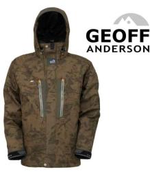 Bunda Geoff Anderson Dozer 6 maskáč