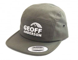 Kšiltovka Geoff Anderson FlexFit Jockey zelená