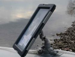 Pevné vodotesné univerzální pouzdro na tablet - ARMOR-X