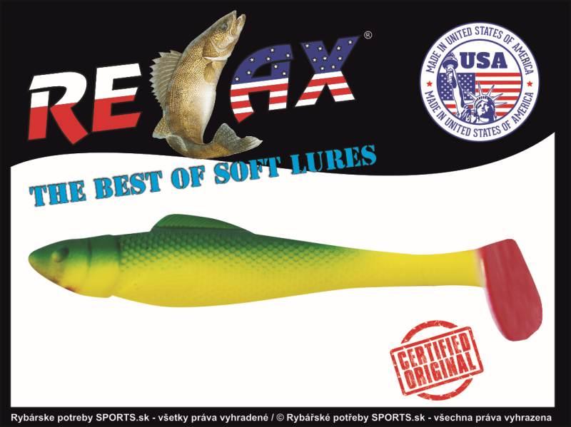 RELAX OHIO 4 - 10cm, 10ks/1bal barva 059R