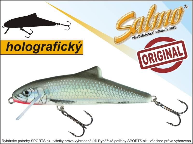 SALMO Wobler Skinner SK10F barva HGS