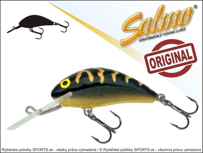 SALMO Wobler Hornet H4S barva BT