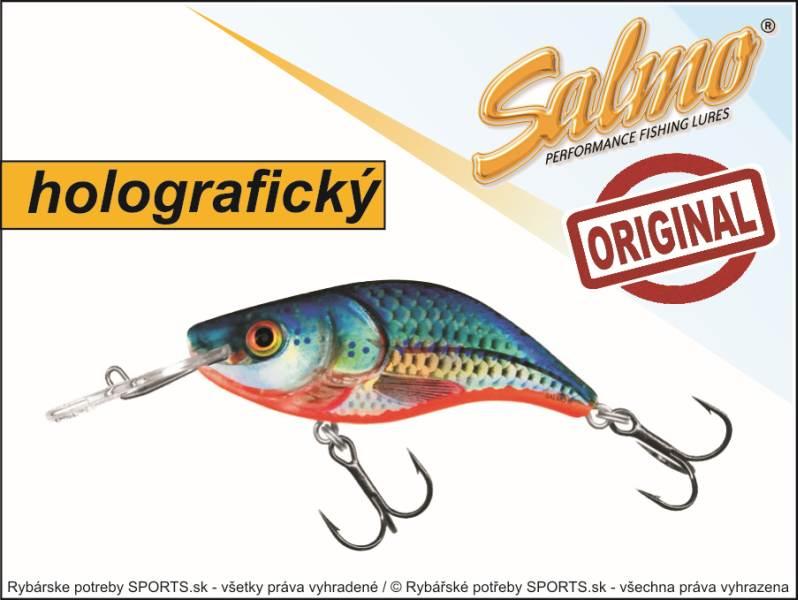 SALMO Wobler Sparky Shad SS4 barva BHS