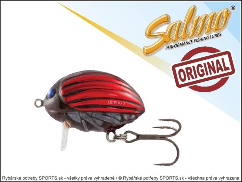 SALMO Wobler Lil´Bug BG2 (3cm) barva BBG