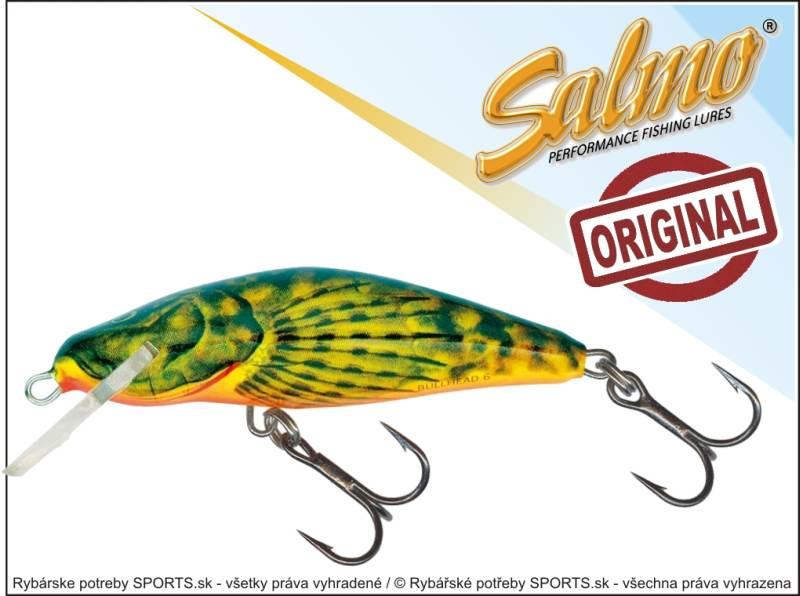 SALMO Wobler Bullhead BD4S barva HBD